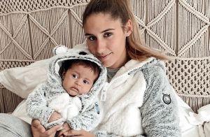 Jesta Hillmann fête les 6 mois de son fils : un détail amuse les internautes