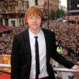 Rupert Grint, l'une des stars de  Harry Potter  !