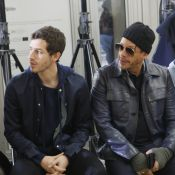 Victor Belmondo : Sa matinée Fashion Week avec Joeystarr