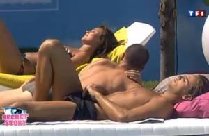 Secret Story 3 : Mais à quoi joue Sabrina avec Jonathan ? ! Car lui, c'est sûr, il joue à oublier Daniela ! Regardez !!