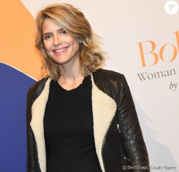 Alice Taglioni (enceinte) - Remise des Bold Woman Awards by Veuve Clicquot au 3 Mazarine à Paris le 14 novembre 2019. © Coadic Guirec/Bestimage
