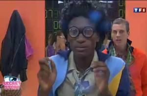 Secret Story 3 : Les habitants mettent en scène leur laideur... alors que Sabrina et Jonathan continuent de flirter ! Regardez !