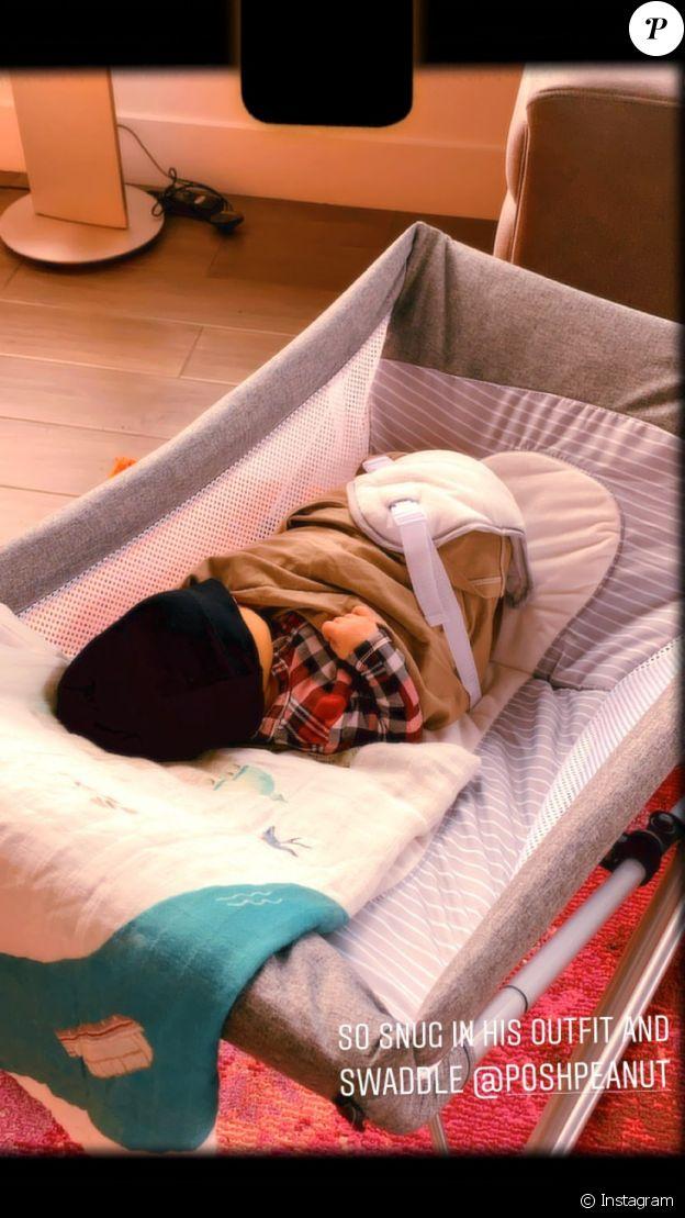 Christina Milian partage une photo de son fils Isaiah le 26 janvier 2020.