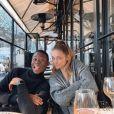 Dembo Camilo et Emma Smet sur Instagram. Le 21 janvier 2020.