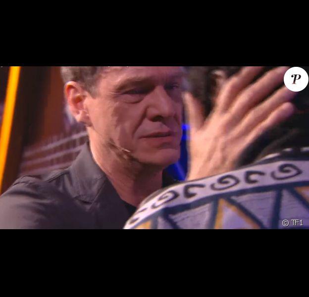 """Marc Lavoine bouleversé par un talent dans """"The Voice"""" - Extrait de l'émission diffusée samedi 1er février 2020, TF1"""