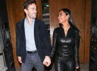 Nicole Scherzinger : Tout en cuir pour un dîner en amoureux avec Thom Evans