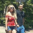 Britney Spears en pleine séance de shopping Le 28 Juin 2019