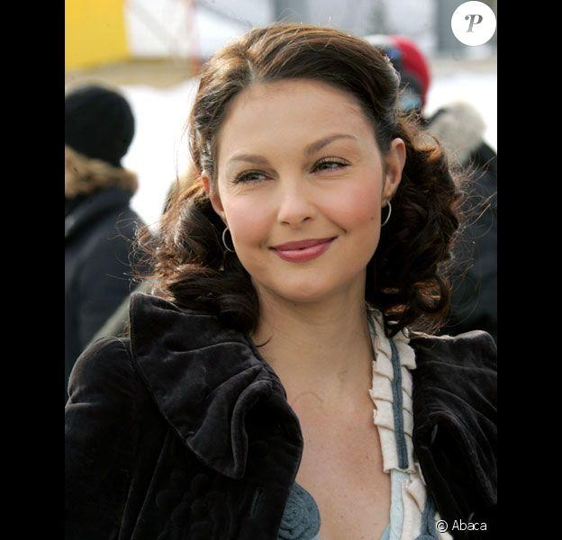 Ashley Judd en janvier 2009