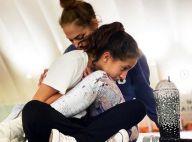 Jennifer Lopez rassure sa fille avant le Super Bowl, l'adorable vidéo