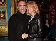 Nikos Aliagas et sa compagne Tina : sortie en amoureux pour Marc Lavoine