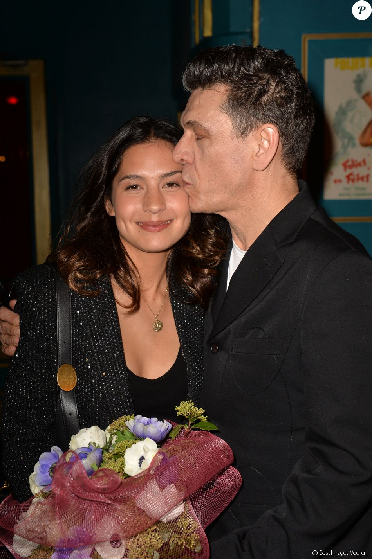 Mariage Marc Lavoine Line Papin Photos