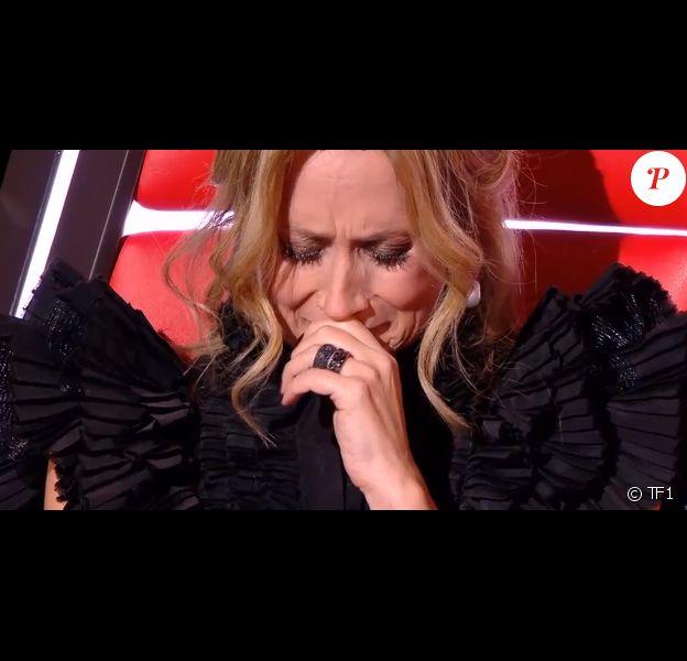 """Lara Fabian - Extrait de l'émission """"The Voice"""" diffusée samedi 8 fevrier 2020 - TF1"""