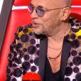 """Pascal Obispo - Extrait de l'émission """"The Voice"""" diffusée samedi 8 fevrier 2020 - TF1"""