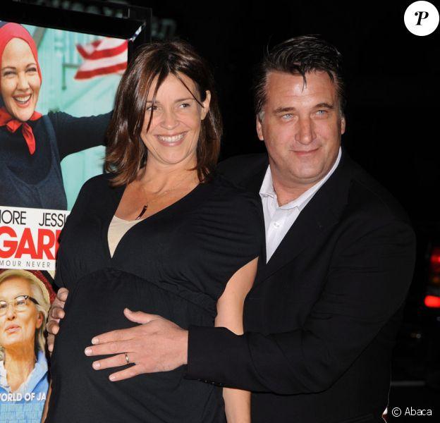 Daniel Baldwin et sa femme Joanne