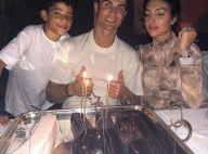 Cristiano Ronaldo a 35 ans : belle surprise de Georgina et gros cadeau