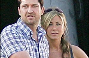 Jennifer Aniston et Gerard Butler ont eu... un accident de voiture !