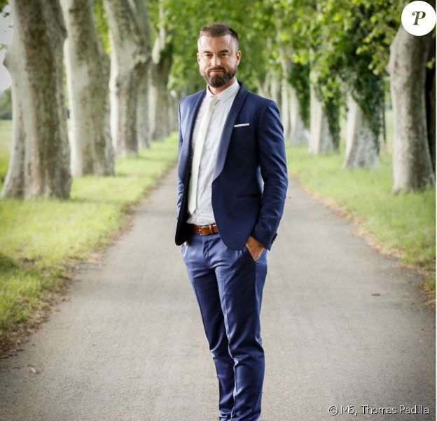 "Matthieu, candidat de ""Mariés au premier regard 2020"", photo officielle"