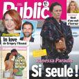 Nouvelle couverture du magazine Public, en kiosques vendredi 15 février 2020