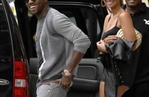 Amber Rose : mini short, crâne rasé et look sexy... Pari risqué pour la chérie de Kanye West !