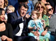 Christian Estrosi et Laura Tenoudji amoureux : carnaval avec la petite Bianca
