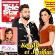 """Couverture du nouveau numéro du magazine """"Télé Star"""" en kiosques lundi 17 février 2020"""