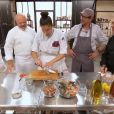 """Justine Piluso dans """"Top Chef 2020"""", le 19 février, sur M6"""