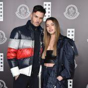 Léa Elui : Première Fashion Week de Milan avec Baptiste Giabiconi et Will Smith