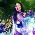 Nicole Scherzinger -Les Pussycat Dolls jouent au GAY à Londres 14 ans après leur premier concert live dans ce lieu. Londres le 22 Février