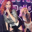 Carmit Bachar - Les Pussycat Dolls jouent au GAY à Londres 14 ans après leur premier concert live dans ce lieu. Londres le 22 Février