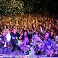 Nicole Scherzinger, Ashley Roberts, Jessica Sutta, Carmit Bachar, Kimberly Wyatt, Jeremy Joseph -Les Pussycat Dolls jouent au GAY à Londres 14 ans après leur premier concert live dans ce lieu. Londres le 22 Février
