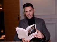 Baptiste Giabiconi : Hommage à Karl Lagerfeld, avec Magali Berdah et Jeremstar