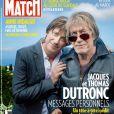 Couverture du nouveau numéro de Paris Match, en kiosques depuis le jeudi 27 février 2020