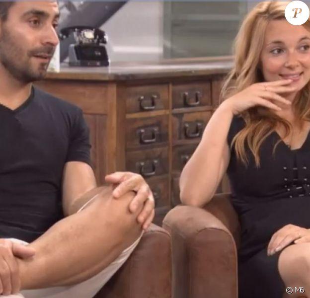 """Delphine et Romain dans """"Mariés au premier regard 2020"""", le 6 mars, sur M6"""