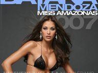 Dayana Mendoza, tellement canon... qu'on la garderait bien comme miss Univers une année de plus !