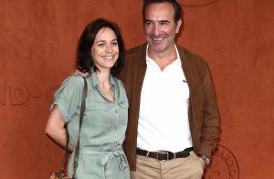 Nathalie Péchalat pousse un coup de gueule, Jean Dujardin s'en mêle avec humour