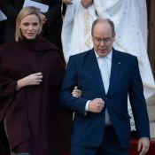 Charlene de Monaco radieuse auprès d'Albert, pour une grande célébration