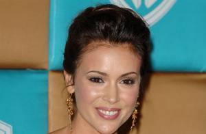 Alyssa Milano est une femme magnifique, sexy... et mariée !