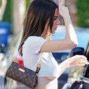 Kendall Jenner : En T-shirt et sans soutien-gorge, elle dévoile ses formes