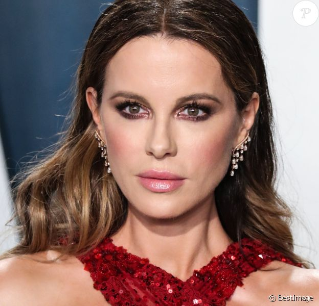 "Kate Beckinsale - People à la soirée ""Vanity Fair Oscar Party"" après la 92e cérémonie des Oscars 2020 au Wallis Annenberg Center for the Performing Arts à Los Angeles, le 9 février 2020."