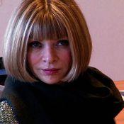 """Après """"Le Diable s'habille en Prada""""... découvrez pour de vrai Anna Wintour au travail ! Regardez !"""
