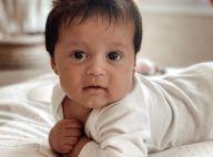 Jesta Hillmann : Séducteur, Juliann (8 mois) fait un smack à son amoureuse