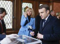 Emmanuel et Brigitte Macron : En couple au Touquet pour voter, dans les règles