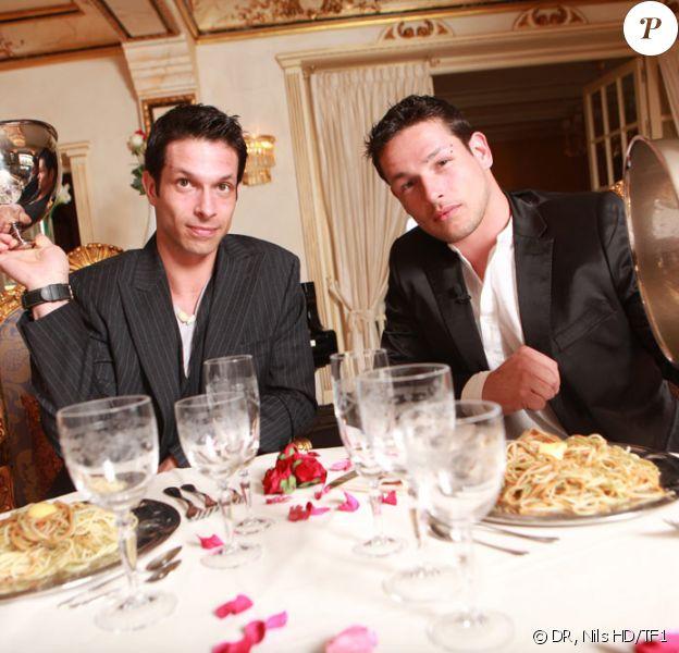 """Emeric et Christopher dans """"Mon Incroyable Fiancé 2"""""""