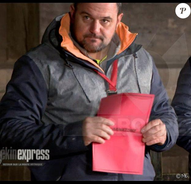 """Thomas et Matthieu sont éliminés - """"Pékin Express 2020"""", le 31 mars 2020 sur M6."""