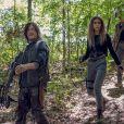 Un acteur de la série The Walking Dead a développé des symptomes correspondant à ceux du coronavirus. Novembre 2019.