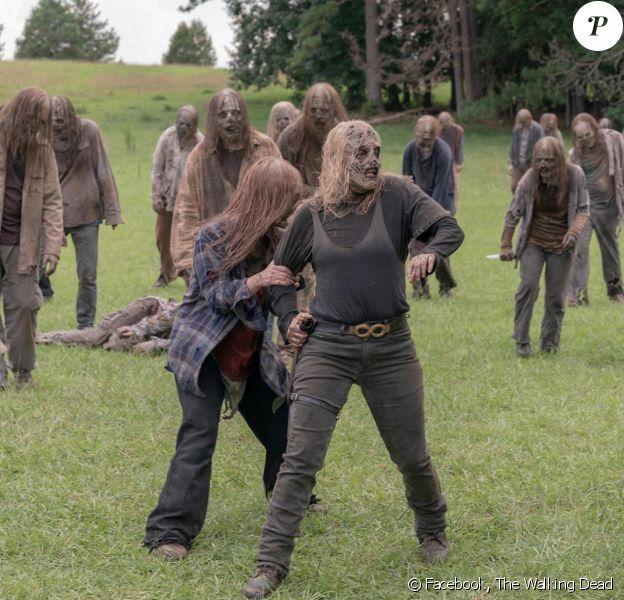Un acteur de la série The Walking Dead a développé des symptomes correspondant à ceux du coronavirus et a déboursé plus de 8000 euros pour être testé. Octobre 2019.