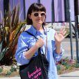 """Ginnifer Goodwin est allée déjeuner au restaurant """"Joan's on Third"""" à Los Angeles. Le 19 juin 2019"""