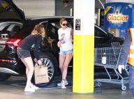 Cara Delevingne et Ashley Benson : Sortie au supermarché avec leur chiot