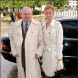 Céline Martin et Jacques Martin