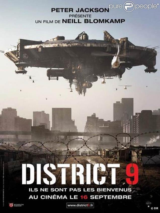 Des images de  District 9  !